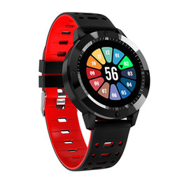 Smart Watch Heart Rate Australia - Waterproof Smart Watch Bluetooth Sports Watch Heart Rate Monitor For Android IOS Watch for Men