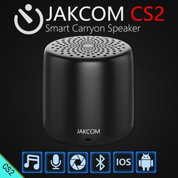 Solar Speakers Canada - JAKCOM CS2 Smart Carryon Speaker hot sale in Radio as wifi internet radio portable speaker solar hand crank
