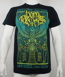 Tee Designs NZ - Authentic Born Of Osiris Band Birdwing T-Shirt S M L Xl 2Xl 3Xl New Tee Shirt For Men Designed Short Sleeve Comic 3XL