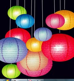 Pink chinese lanterns online shopping - 8 quot to quot cm White Round Hollow Chinese Paper Lantern Ball Luminaria Paper Lanterns Wedding Party Decoration Accessories