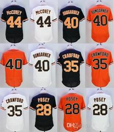 a2e5fd3e5 2018 Men s SF Giants 28 Buster Posey 35 Brandon Crawford 40 Madison  Bumgarner 44 Mccovey Beige Grey Black Cool Base Baseball Jerseys