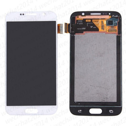 SamSung galaxy S5 partS online shopping - 30PCS LCD Display Touch Screen Digitizer Assembly Replacement Parts for Samsung Galaxy S6 AMOLED G920 G920A G920F