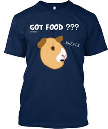 $enCountryForm.capitalKeyWord Australia - Guinea Pig Series Got Food - ??? Wheeek Standard Unisex T-Shirt