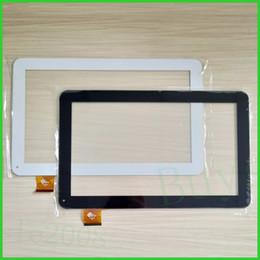 "Inch Tablet Pc Capacitive Digitizer Australia - Wholesale- For Iconbit NetTAB THOR LX 3G Plus NT-1024T Tablet Capacitive Touch Screen 10.1"" inch PC Touch Panel Digitizer Glass MID Sensor"