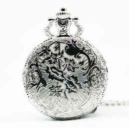 $enCountryForm.capitalKeyWord UK - New Fashion Silver Motorcycle Motorbike Bicicleta MOTO Pocket Watch Necklace Pendant Men Gift PB498