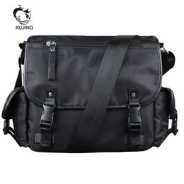 5150922ab8a7 KUJING Fashion Handbags Hot Men And Women Shoulder Messenger Bag Cheap  Student Bags High Quality Shopping Travel Leisure Package