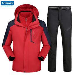 c02a3d51b07 Plus Size Ski Jackets NZ - Moutain Men Skiing Ski-wear Waterproof Hiking  Outdoor jacket