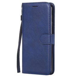 $enCountryForm.capitalKeyWord Australia - For Samsung Galaxy J4 Core Case Flip Cover Wallet Stand Pure Color PU Leather Mobile Phone Bags Coque Fundas