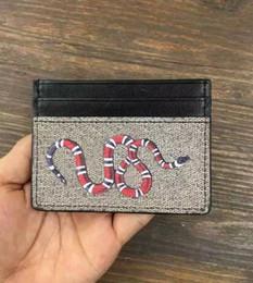 $enCountryForm.capitalKeyWord Australia - 2018 Wholesale original box luxury real leather multicolor date code short wallet Card holder women man classic zipper pocket Victorine