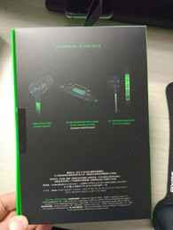Chinese  2018 new Razer Hammerhead Pro V2 Headphone in ear earphone With Microphone With Retail Box In Ear Gaming headsets hot item manufacturers