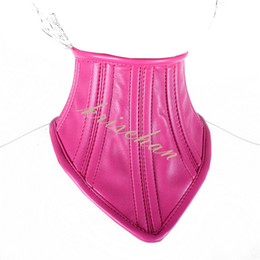 Chinese  Newest Charming PU Leather Neck Collar Sex Cosplay BDSM Delicate Neck Collars Rings Bondage Restraints Audlt Game Sex Toys manufacturers