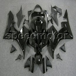 $enCountryForm.capitalKeyWord NZ - colors+Gifts Injection mold black motorcycle cowl Fairing for HONDA 2007 2008 CBR600RR F5 07-08 ABS plastic kit
