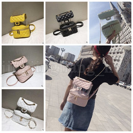 Wholesale Women Summer Transparent Backpacks Female Chain Back Pack Ladies Backpack For Teens Travel Backpack bag KKA5537