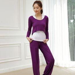 $enCountryForm.capitalKeyWord Canada - Yoga Sets Women Gym Clothes 3 Pieces Yoga Clothing Half Sleeve Women Suit Full Sleeve Sport Set Tracksuit Ropa