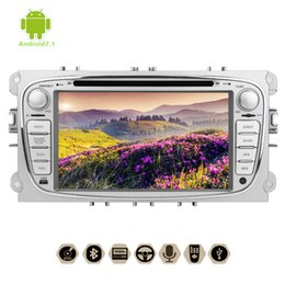 4g mp4 player touch screen online shopping - 7 Android Octa Core Car Stereo car DVD CD Player P Video in Dash GPS Navigation Wifi G G for Ford Focus