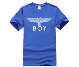 c997c88d380c men fashion brand t shirt boy london tops tees eagle high quality short  sleeve tee shirts male clothing letter print