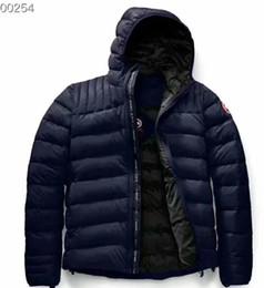 3931275f57aa3 2019 Новый закрытый канадский зимний пиджак мужской ветрозащитный  водонепроницаемый пуховик полное качество сети лучшая доставка
