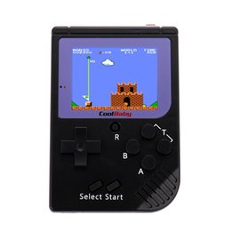 best classic games 2020 - Color LCD Retro Video Game Mini Console Pocket Portable Handheld Classic Games Player Best Gift For Kids And Nostalgic P