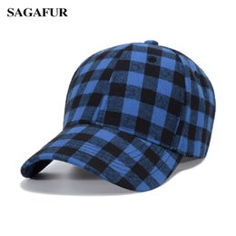 $enCountryForm.capitalKeyWord Canada - SAGAFUR Cotton Women Baseball Cap Men Black And Red LattHat Outdoor Adjustable Summer High Quality Brand Causual Hat Female