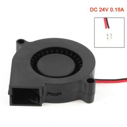 Dc brushless cooling fans online shopping - New Pin Connector Brushless DC V A Turbo Blower Cooling Fan QJY99