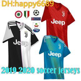 cdb3ce001362 Dybala Shirt NZ - 2019 2020 RONALDO juventus Soccer Jerseys 19 20 MANDZUKIC  MATUIDI HIGUAIN DYBALA