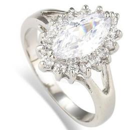 $enCountryForm.capitalKeyWord Australia - New arrival women fashion jewelry horses zircon bride engagement wedding ring girl festival gift Christmas birthday