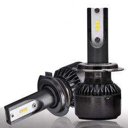 Bombillas H7 LED Bombillas para automóviles H7 Auto Lamp (M499) 5500K 55W 12V Seoul CSP Chip IP68 Superconductoras de aluminio de larga duración en venta