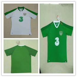 Northern Ireland soccer jerseys 19 20 World Cup home green DEL NORTE Tuaisceart  Eireann McNAIR K.LAFFERTY DAVIS football shirts away jersey 08881482a