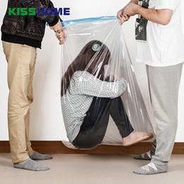 $enCountryForm.capitalKeyWord Canada - 3 Sizes Vacuum Storage Bag Transparent Border Foldable Extra Large Compressed Organizer Saving Space Seal Bags and Grey Pump