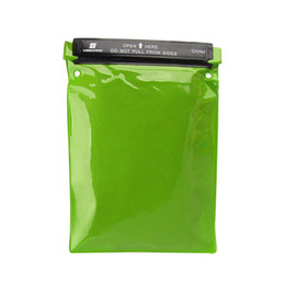 Chinese  Travel clothing drifting, waterproof, waterproofing and receiving bags, medium and small three pieces of green manufacturers