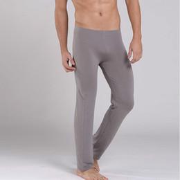 Sleep Clothes NZ - Wholesale-New Fashion Sleep Bottoms Men's Casual Trousers Soft Comfortable Homewear Yoga Pants Pajama Lounge Clothing