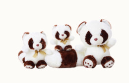 China 40 50 60 CM Cute Raccoon Soft Plush Toy for Children Birthday Gift supplier raccoon soft toys suppliers