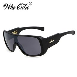 a0edbc8ee Evoke Sunglasses Australia - WHO CUTIE Square EVOKE Sunglasses 2018 Men  Brand Designer Classic ONE PIECE