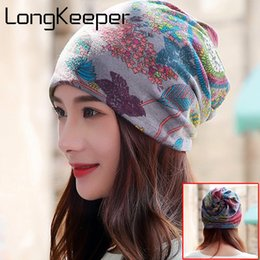 Long Keeper Fall Winter Knit Baggy Women Hats Star Fashion Casual Beanie Cap  High Elasticity Female Skullies Coon Girl Hat 4cba2f305e58