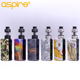 $enCountryForm.capitalKeyWord NZ - Authentic Aspire Puxos kit 100w power with aspire Cleito pro tank 2ml 3ml of capacity support for 21700 20700 18650 battery ecigs kit