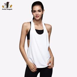 057bb62cb49b61 [AP] Women Sports Vest Summer Sexy Tank Tops Dry Quick Loose Gym Fitness  Sport Sleeveless Vest Singlet for Running Training