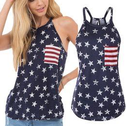 $enCountryForm.capitalKeyWord Australia - Camo Tank Tops Camis Women Casual Camo Army Sundress Camouflage Print Tank Tops Summer Sleeveless Scoop Neck Slim T-shirt Sexy Vest