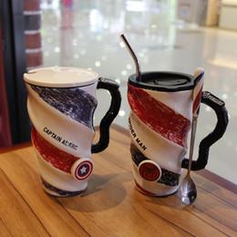 683f5316e79 Discount coolest coffee mugs - Cool Hero Mug Tree For Large Ceramic Mugs  Coffee Milk Cups