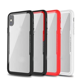 Discount iphone 5s side cover - 0.7MM 9H Clear Real Tempered Glass Hard Case For Iphone XR XS MAX X 8 7 Plus 6 SE 5 5S Huawei P20 Lite Pro Soft TPU Side