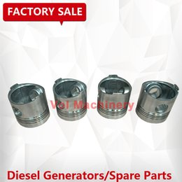 $enCountryForm.capitalKeyWord NZ - Piston for Diesel Generator Chinese brand 495D 495ZD K4100D K4100ZD diesel engine full set part reliable quality
