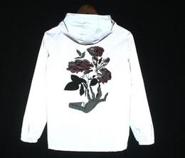 $enCountryForm.capitalKeyWord Canada - New Reflective rose RIPNDIP Men Women Jacket High Quality Hoodie Brand Clothing Cat Bomber Coat Windbreaker MA1 RIPNDIP Jacket