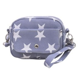 $enCountryForm.capitalKeyWord UK - Women Clutches New Women Fashion Canvas Bags Mini Small Messenger Shoulder Bag Ladies Star Printed Casual Cross Body Handbag