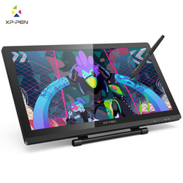 "tablet full hd UK - XP-Pen Artist 22 PRO 21.5"" HD IPS Graphic Tablet Interactive Drawing Monitor Full View Angle Extended Mode Pen Display for Apple MacBook"