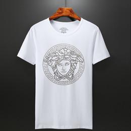 T-shirt à manches courtes à manches courtes pour hommes