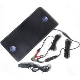 Solar panel for car charger online shopping - BUHESHUI V V V W Solar Panel Portable Monocrystalline Solar Charger Module For Car Boat Rechargeable Power Battery