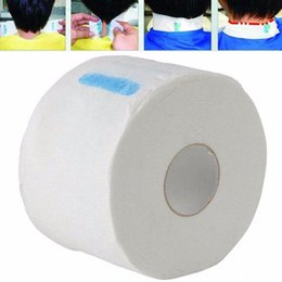 Professional Stretchy Disposable Neck Paper for Barber Salon Hairdressing on Sale