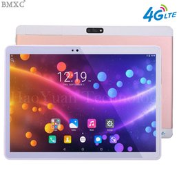 Discount branded 4g phones - Original Brand Android tablet pc in phone call 10.1 inch 3G 4G Metal Tablet 4G Octa Core 1920*1200 gps Tablets WIFI PC 1
