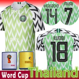 879d8032013 ... cheap thailand nigeria soccer jersey 7 musa 11 moses 9 starboy 18 iwobi  14 iheanacho 10