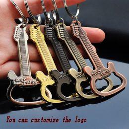 $enCountryForm.capitalKeyWord NZ - Creationary Zinc Alloy beer bottle guitar bottle opener bottle opener keychain keyring key chain key ring