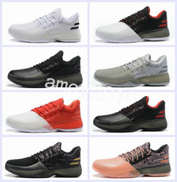 c1ab3f4996e Harden vol 1 online shopping - 2018 New Harden Vol Mens Low Basketball Shoes  Black White